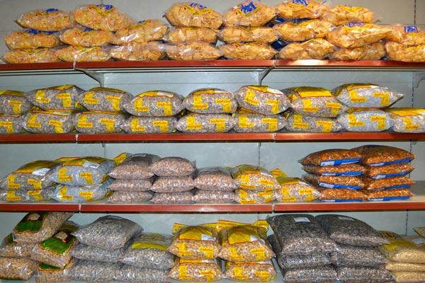 Fabrica de patatas María Auxiliadora